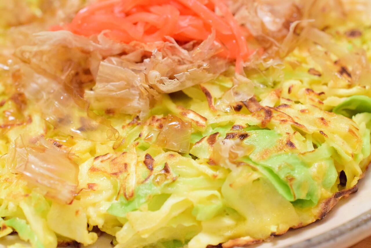 キャベツ焼き (2)