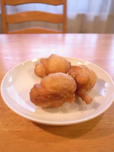 豆乳ドーナツb