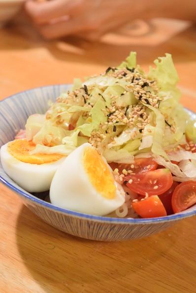 レタス冷麺