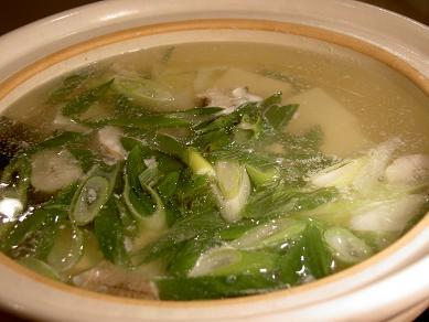 湯豆腐たら鍋