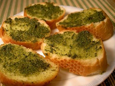 ジェノバソースパン