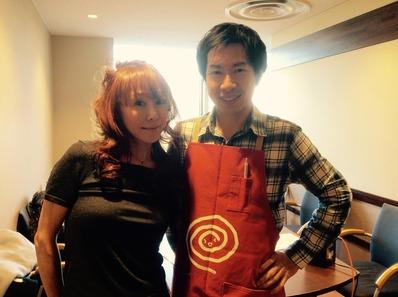 杏子さんとビストロパパ