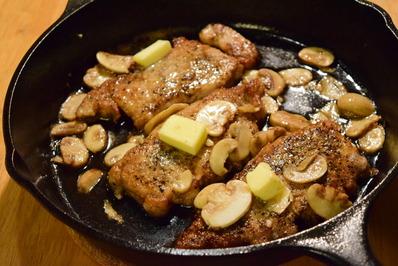 豚バターソテー2