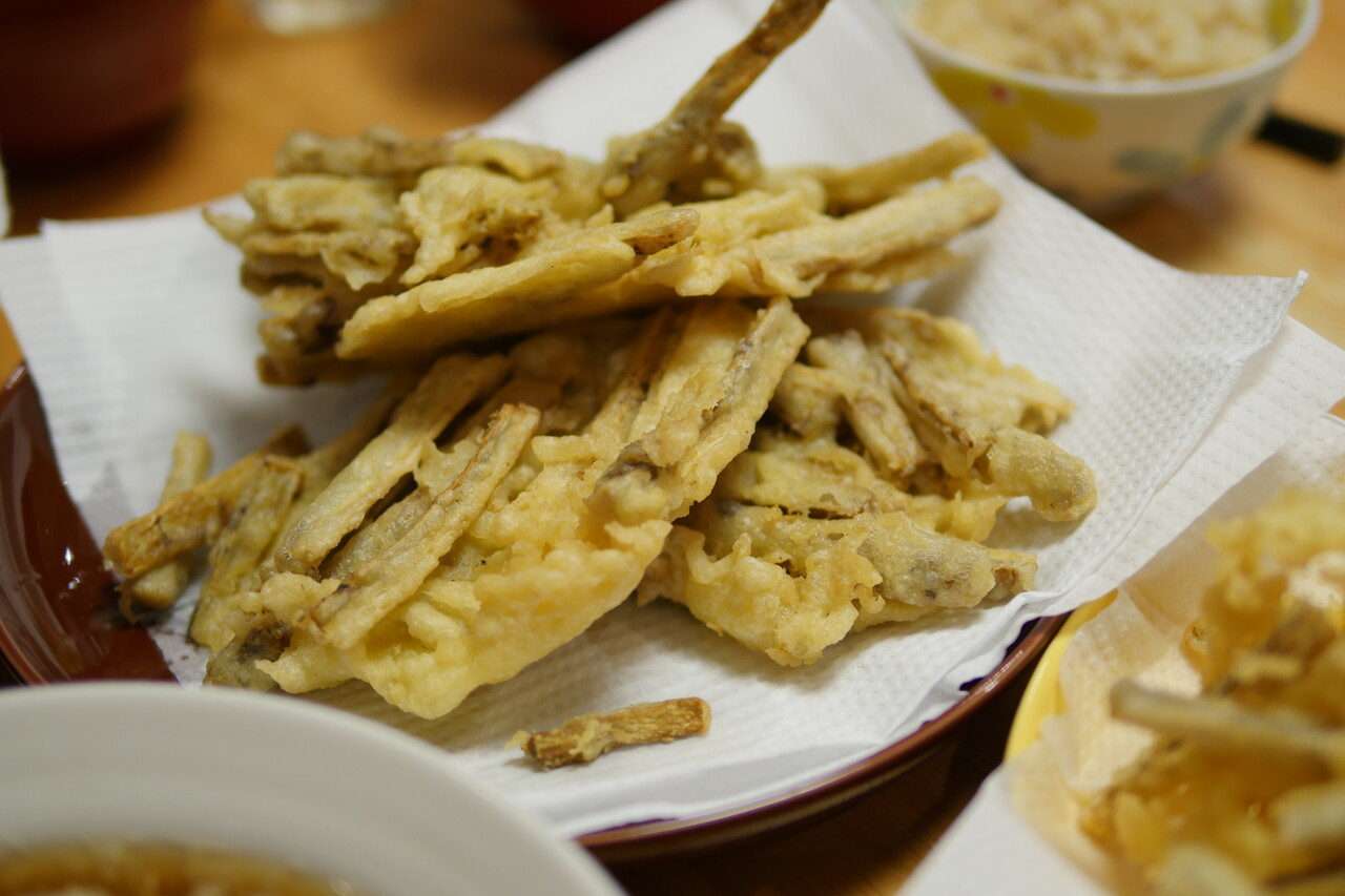 天ぷら 米粉