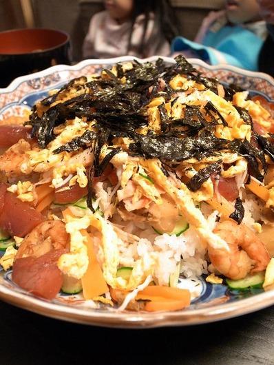 ひな寿司レシピ