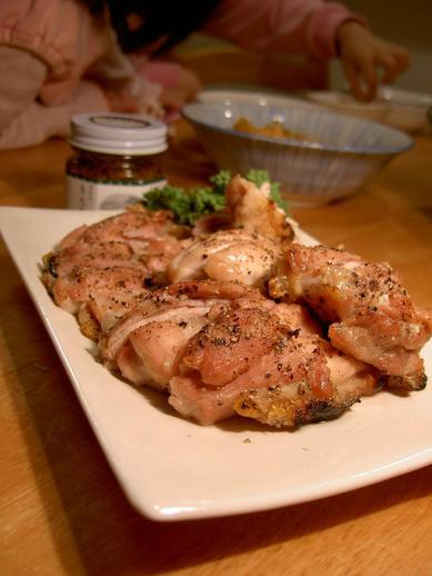 鶏グリルwith生七味b
