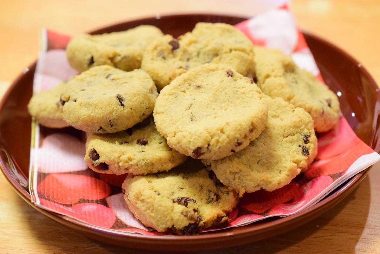 グルテンフリーおからクッキー