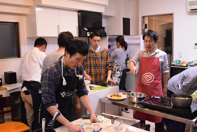パパの料理塾