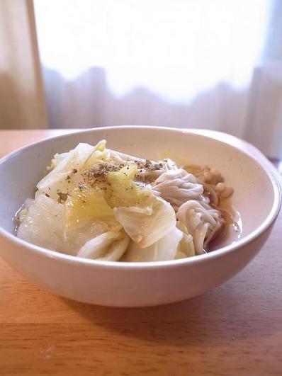 白菜の重ね煮b