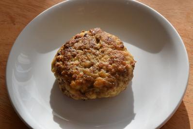 豆腐ハンバーグプレーン