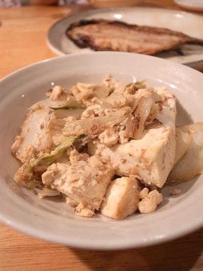 白菜チャンプルー