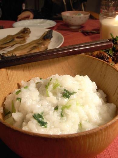 七草粥20101007b