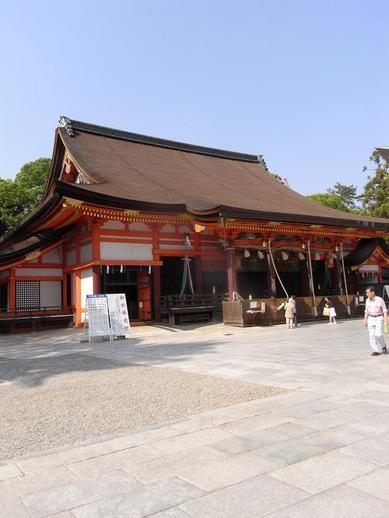 八坂神社b