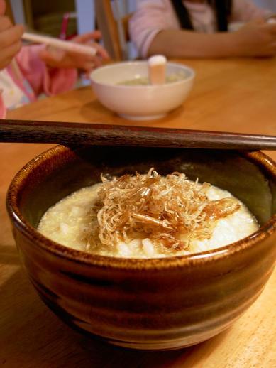 鍋の〆雑炊