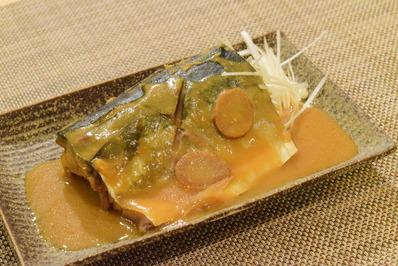 サバの味噌煮2