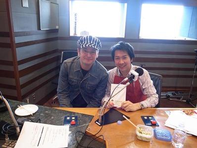 TOKYOFM_ジョージウィリアムズ×ビストロパパb
