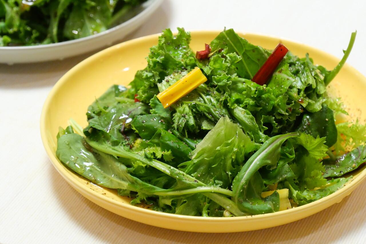 グリーンサラダ2