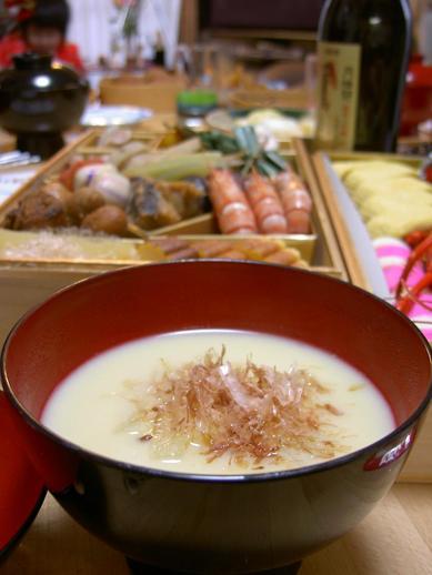 京都白味噌雑煮