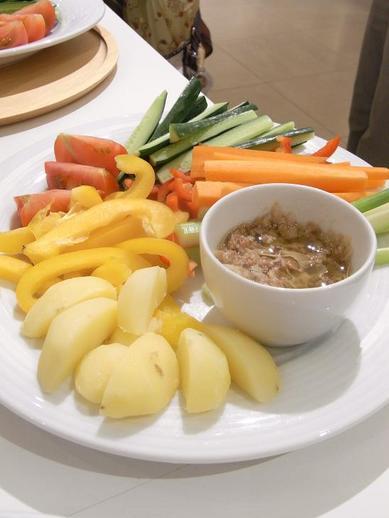 野菜バーニャカウダb