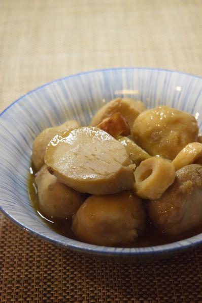 里芋の煮物2