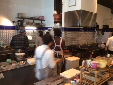 カフェ料理教室