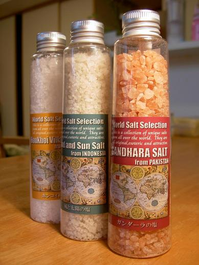 ガンダーラの塩b