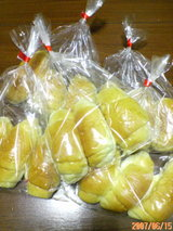 パン試作�