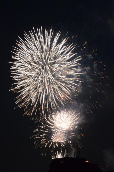 隅田川の花火の会 向島の料亭月笛