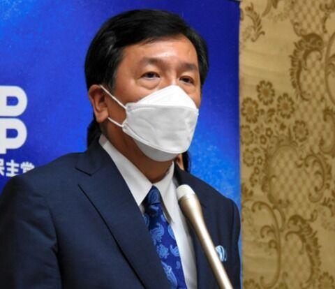 【総裁選】立憲・枝野氏「議員の仕事は国会だ。17時以降にやって」
