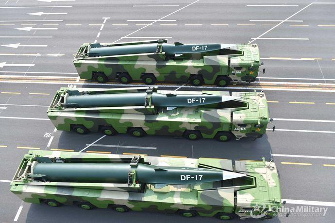 中国の弾道ミサイル約2000基が日本を射程内に、高速変則軌道や潜水艦発射型も開発!