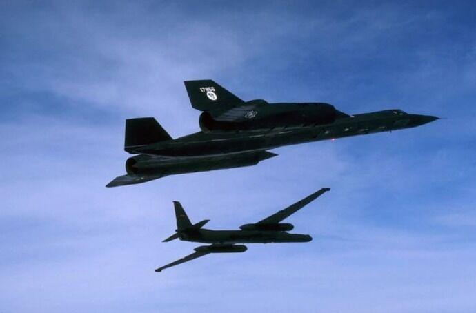 新型光学センサーを搭載したU-2高高度偵察機の試験飛行プログラムが無事終了…米空軍!