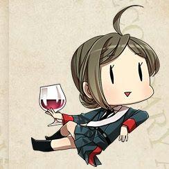 【艦これ】ヘレナちゃんクッソ可愛いなあ!本当少女漫画のキャラクターみたいや