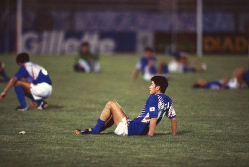 【悲報】長嶋一茂、サッカー人気に脅威を感じていたことを告白「ドーハの悲劇だって負けろと思っていた」