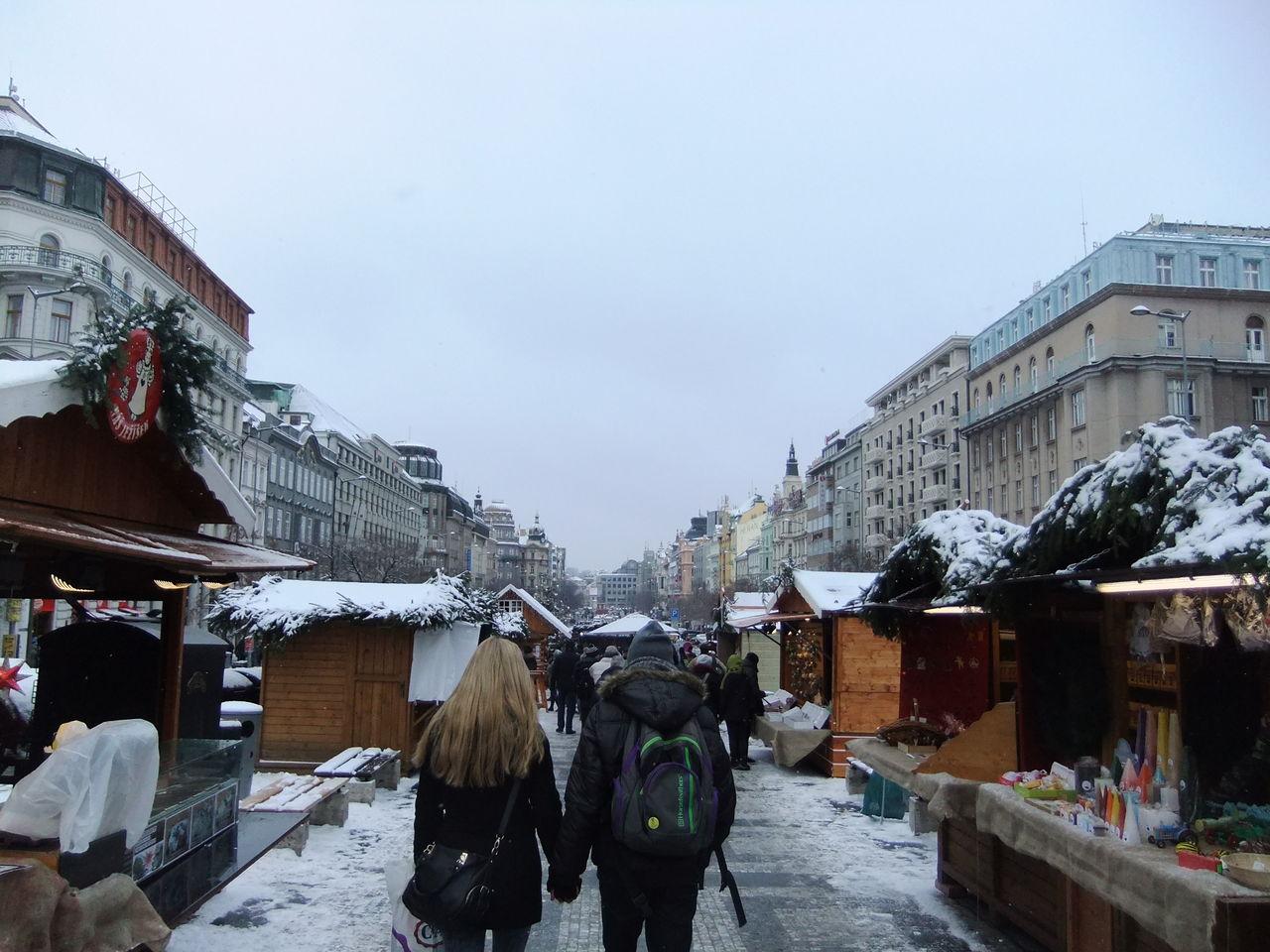 世界史の旅 -探訪記と歴史グッズ-ヴァーツラフ広場(プラハ)コメント