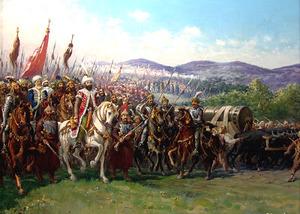 コンスタンティノープル陥落