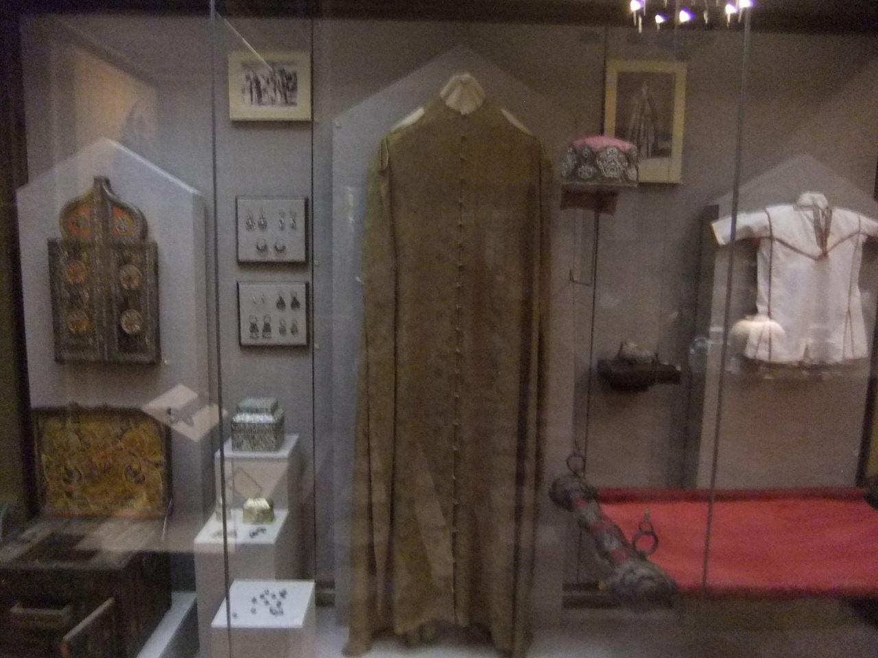 世界史の旅 -探訪記と歴史グッズ-国立歴史博物館①(モスクワ)コメント