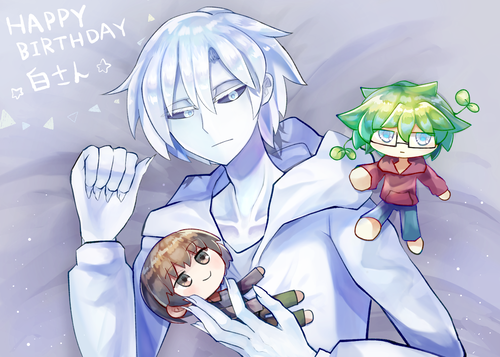 shirosan  birthday