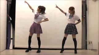 【踊ってみた】スカートがめくれてちらり!?