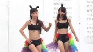 【JC】乳揺れ激しいセクシーダンス
