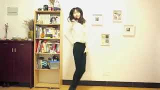 【美脚】スタイル抜群美少女の踊ってみた