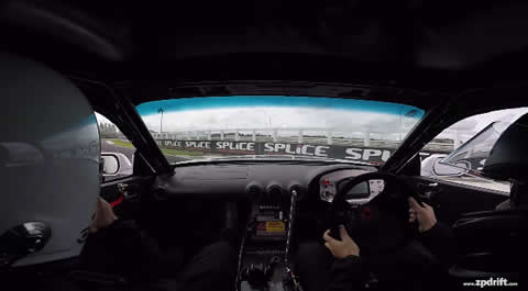 200kmh Drifting