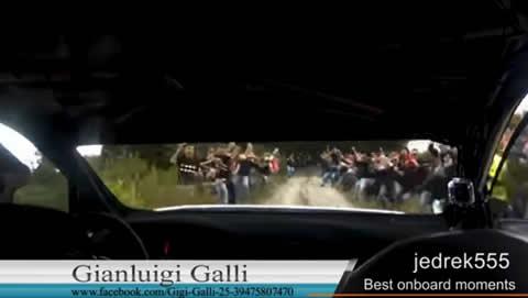 Best onboard moments Rallylegend