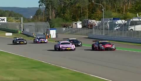 DTM cars join Super GT cars at Hockenheimring