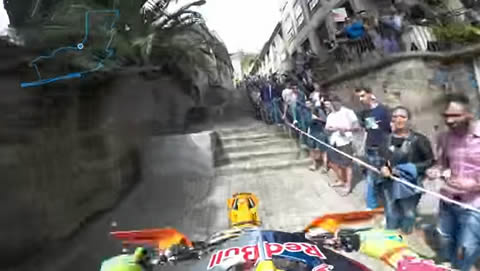 Enduro MX Racing the Back Alleys of Portugal