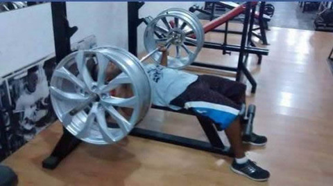 wheel_Muscle training