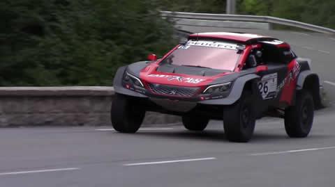 Peugeot 3008 DKR Maxi