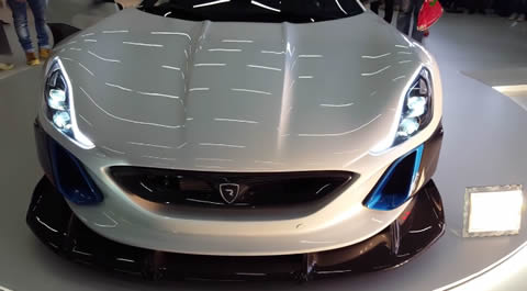 Rimac Concept S 4K