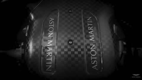 Aston Martin Valkyrie - V12 Cosworth engine