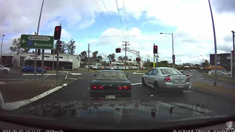 Traffic Light Burnout