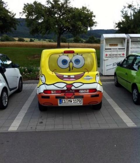 spongebob_cube